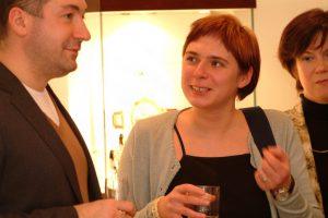 Вадим Ясногородский и Лиза Епифанова