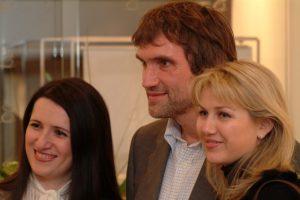 Хатуна Кобиашвили, Владимир Борисов и Ольга Сабельникова
