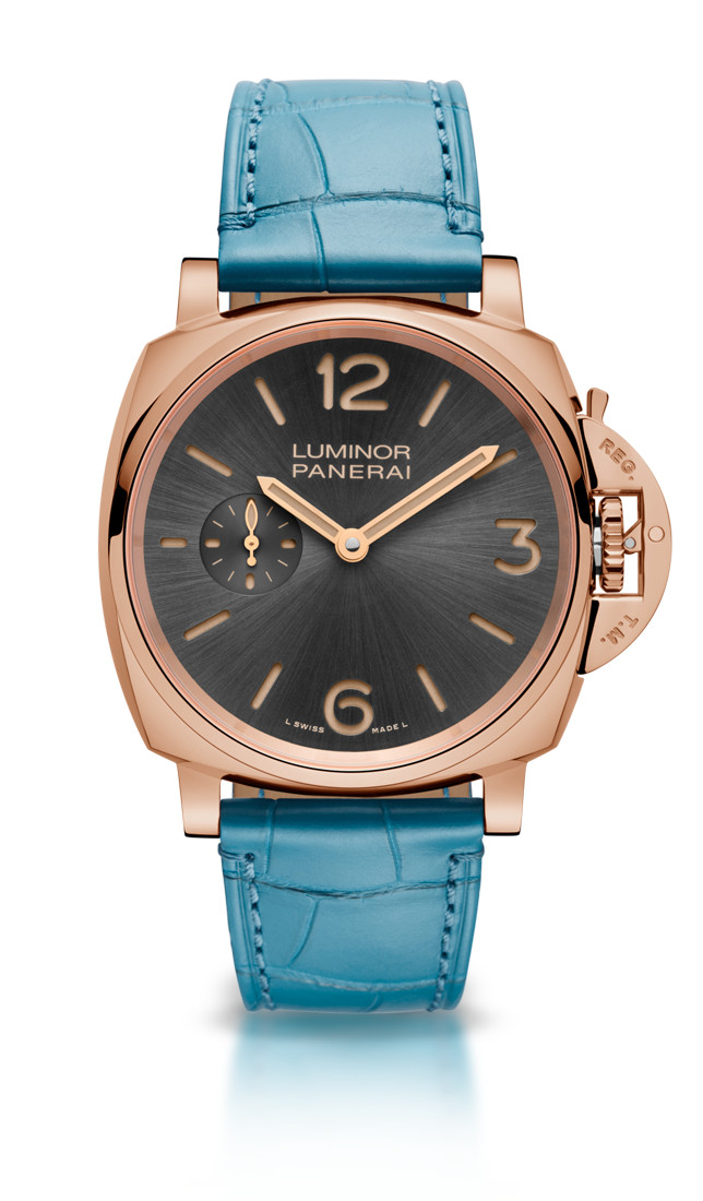 Panerai Luminor Due 3 Days Oro Rosso 42 mm (PAM00677)