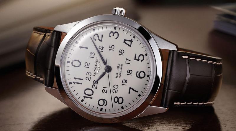 часы Longines Railroad (L2.803.4.23.0)