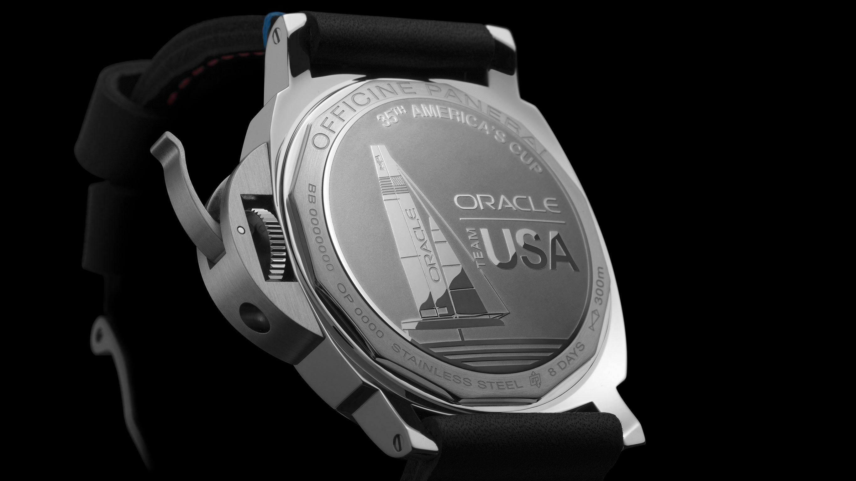 Panerai Luminor Marina ORACLE TEAM USA 8 Days PAM00724