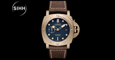 Часы Panerai Luminor Submersible 1950 3 Days Automatic Bronzo 47 mm