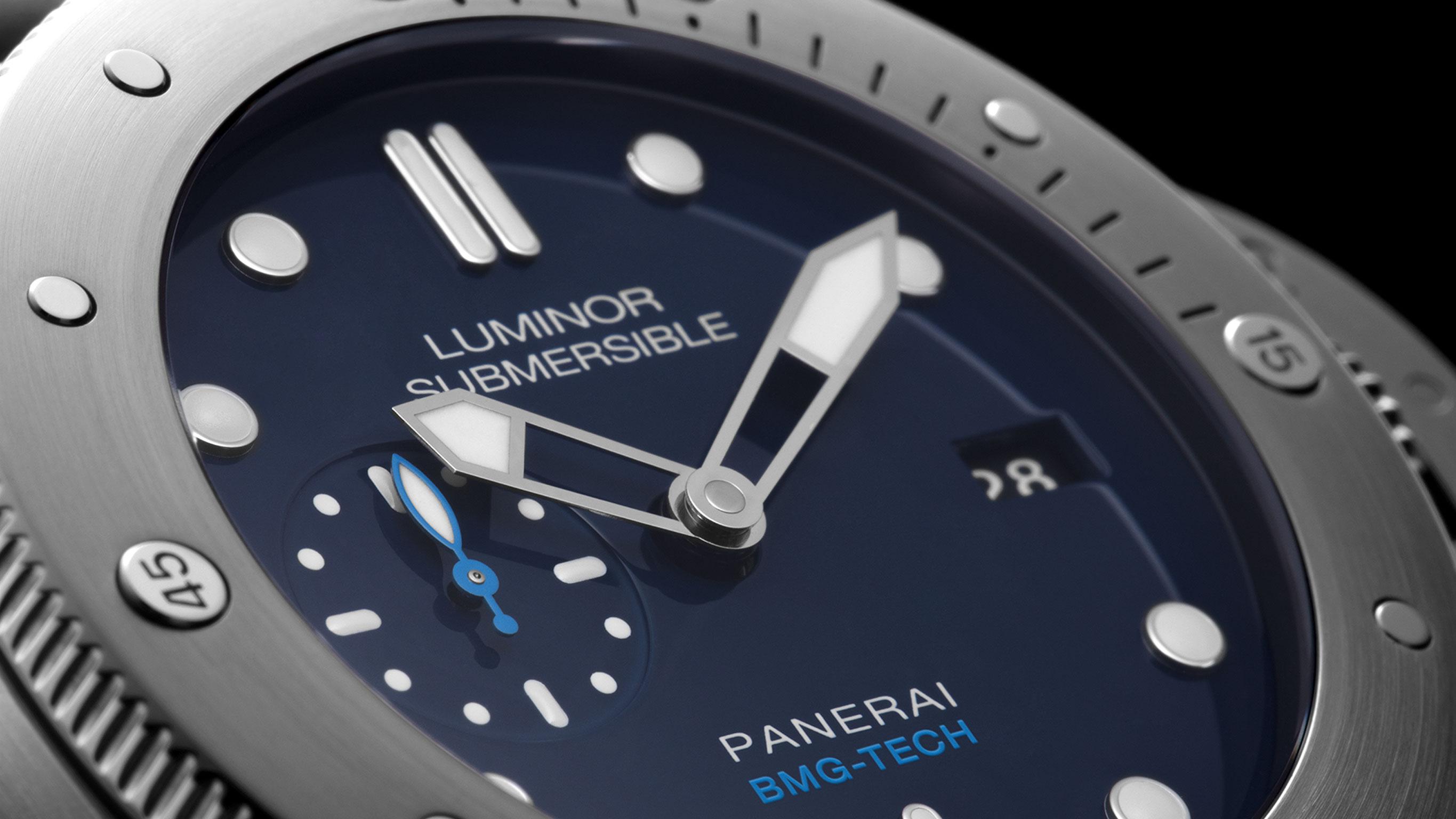 Часы Panerai Luminor Submersible 1950 BMG-TECH™ 3 Days Automatic – 47mm