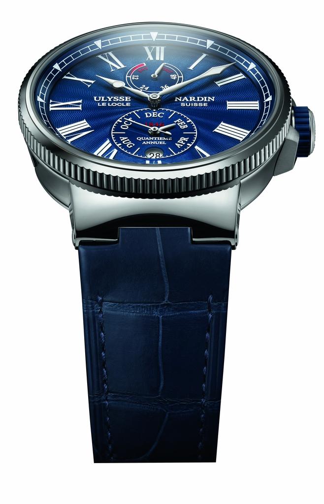 Ulysse Nardin Marine Annual Calendar Chronometer (Арт. 1133-210/E3)