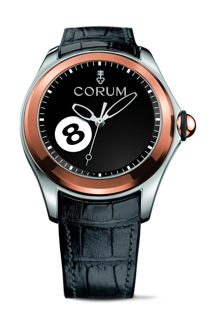 Corum Bubble 8 ball L082/03003 - 082.310.24/0001.BA08