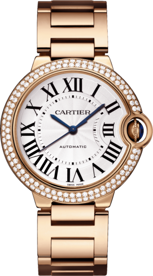 Ballon Bleu de Cartier 36 mm WJBB0005. Купить в Eurotime.
