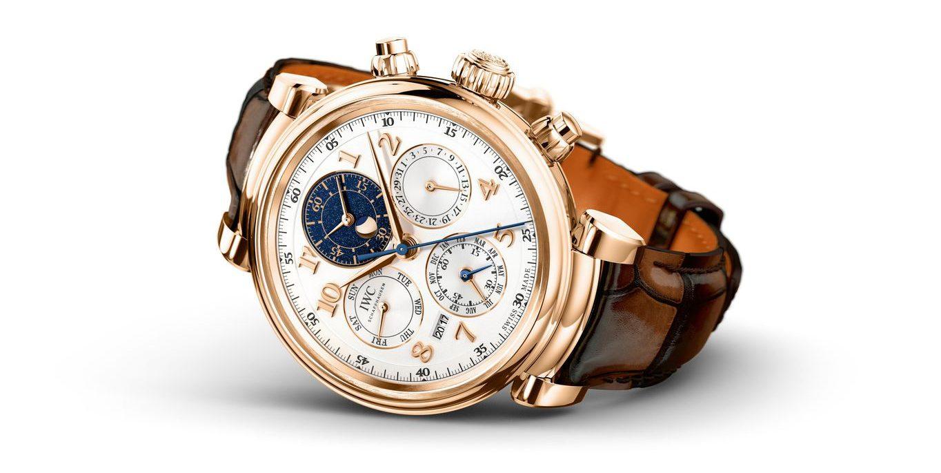 IWC Da Vinci Perpetual Calendar Chronograph Perpetual