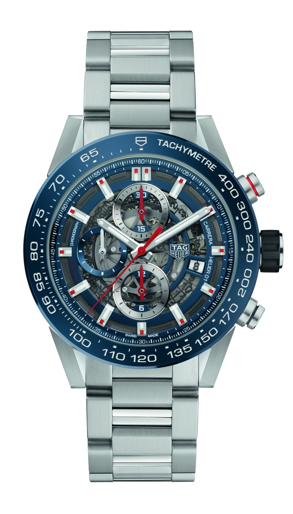 TAG Heuer CARRERA Heuer-01 43 mm CAR201T.BA0766