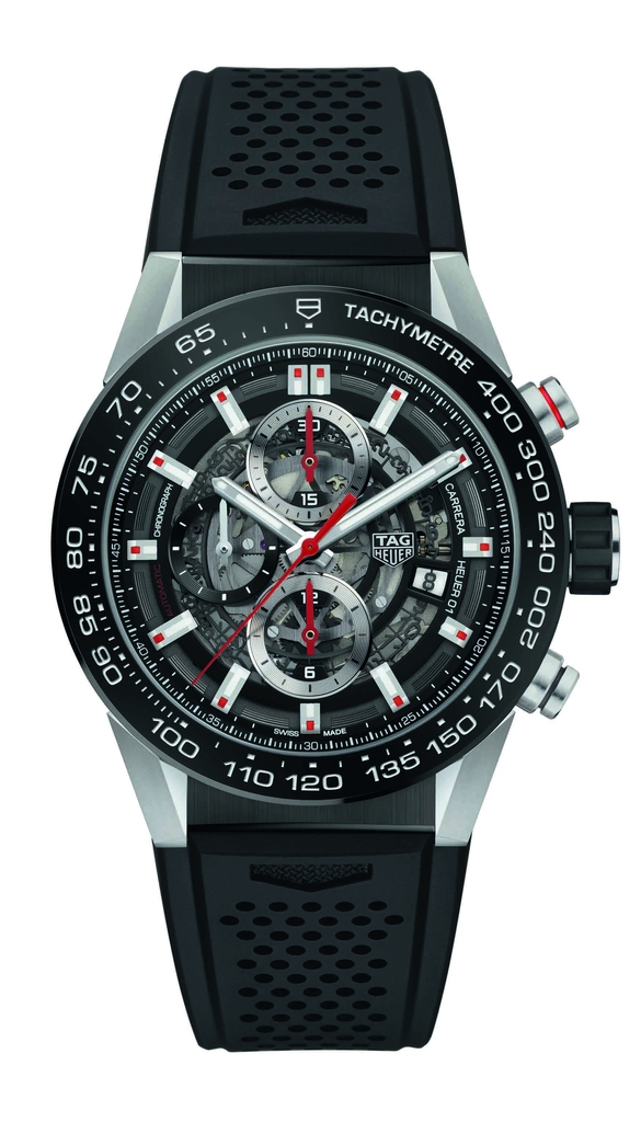 TAG Heuer CARRERA Heuer-01 43 mm CAR201V.FT6087