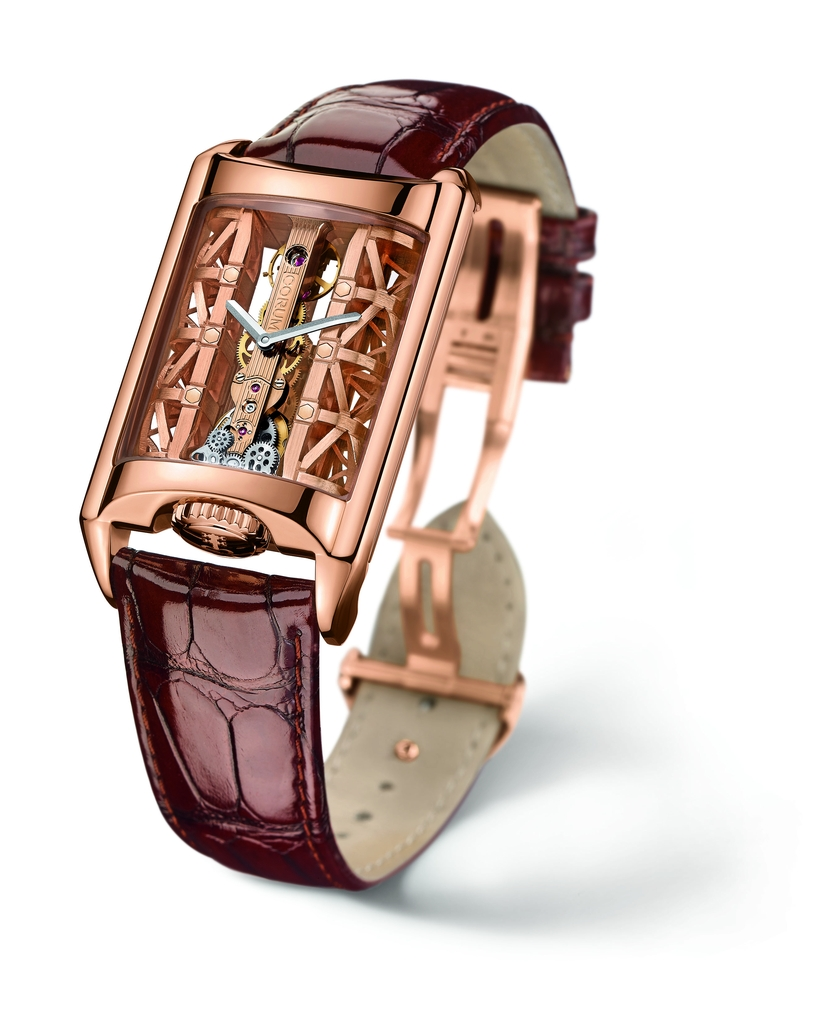 Corum Golden Bridge Stream