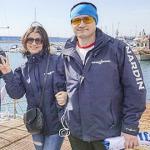 Светлана Рузаева (Eurotime) и Максим Андрианов (UN RUS)