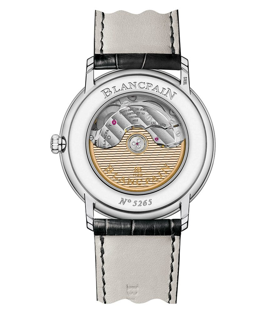 Blancpain Villeret Day-Date 6652-1127-55B