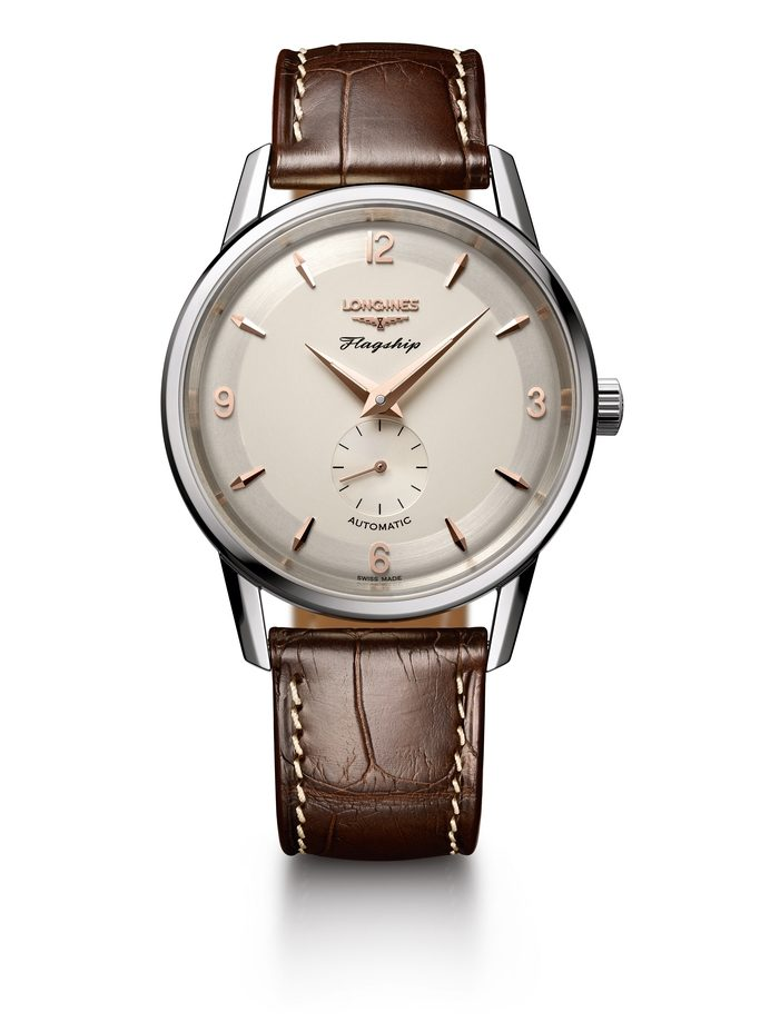 Longines Flagship Heritage 60th Anniversary 1957-2017 L4.817.4.76.2