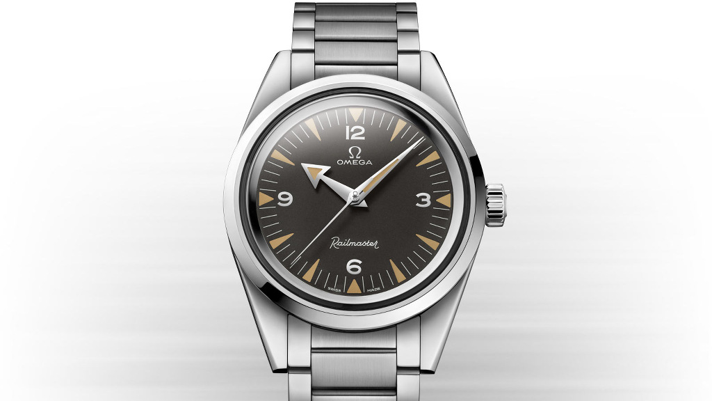 Omega Railmaster 60th Anniversary Limited Edition Master Chronometer 38 mm 220.10.38.20.01.002