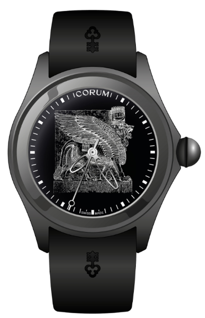 Corum Bubble L403/03372