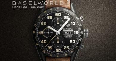 TAG Heuer Carrera Calibre 16 Day-Date Chronograph Black Titanium