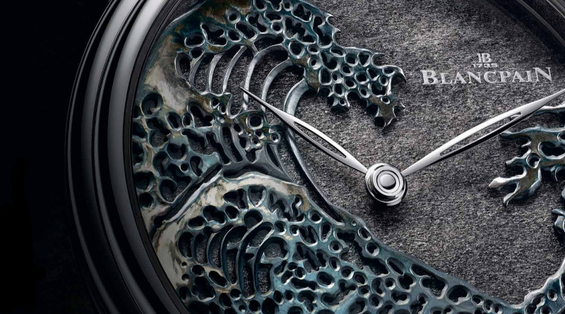 Blancpain The Great Wave