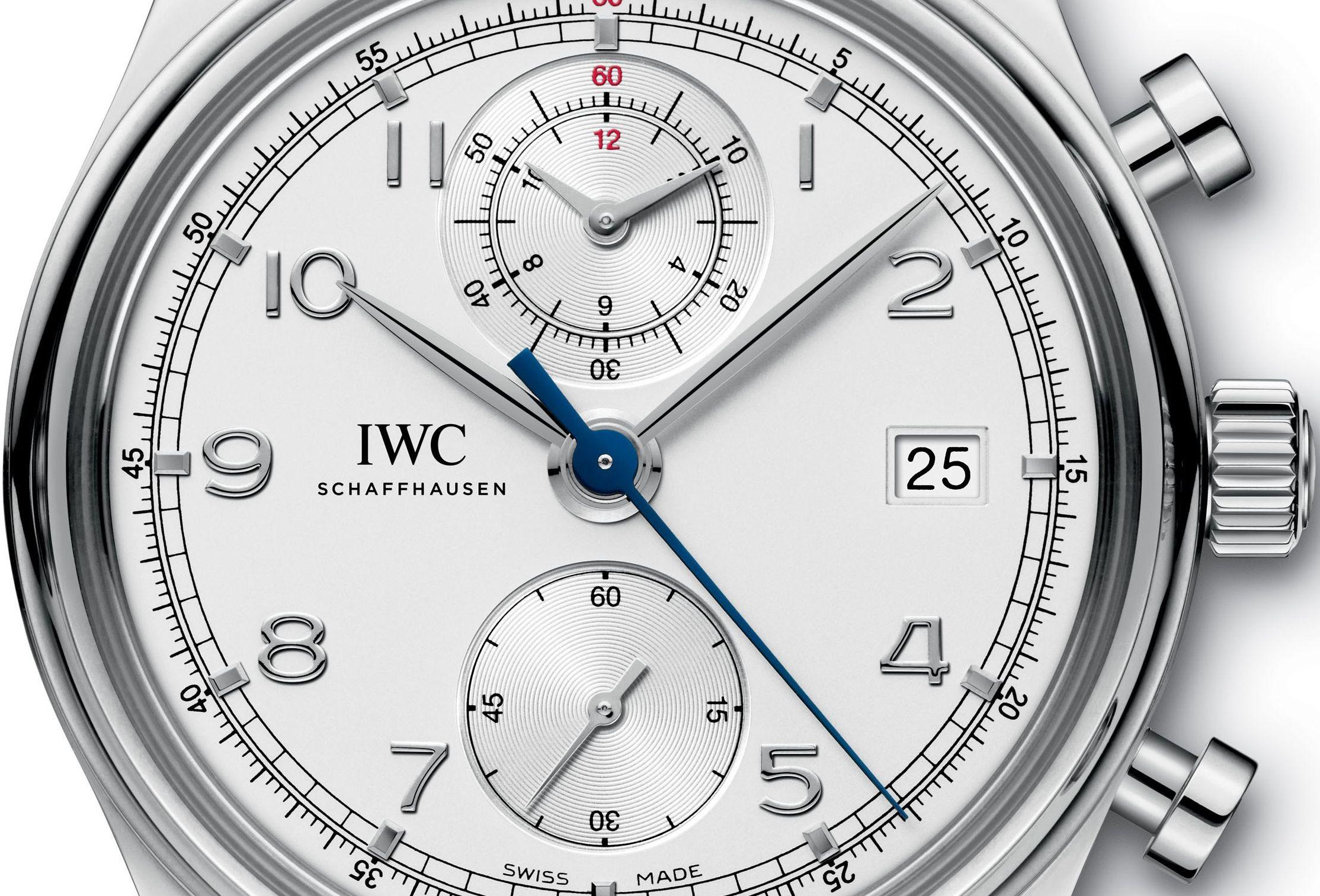 IWC Portugieser Chronograph IW390403