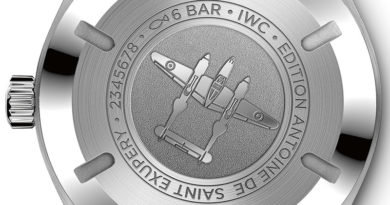 """IWC Pilot's Watch """"Antoine De Saint Exupéry"""""""