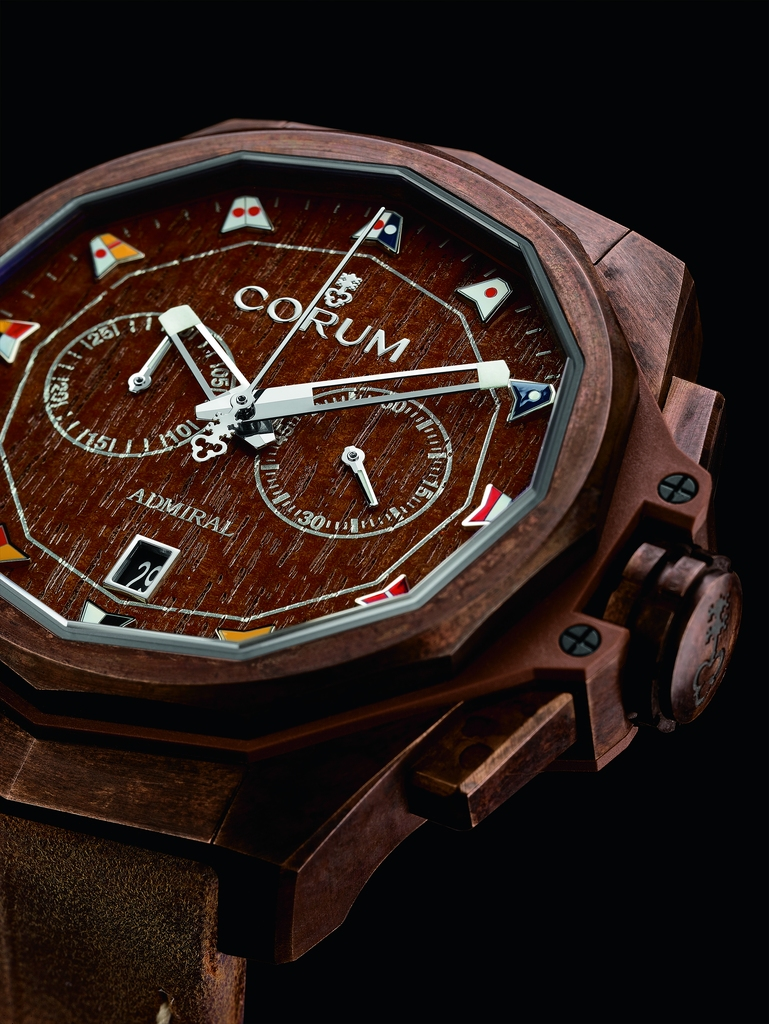 Corum Admiral AC-One 45 Chronograph Bronze