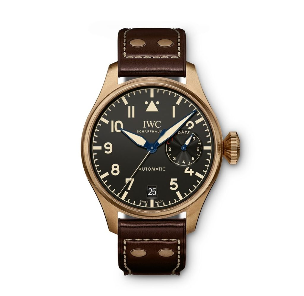 IWC Big Pilot's Watch Heritage IW501005