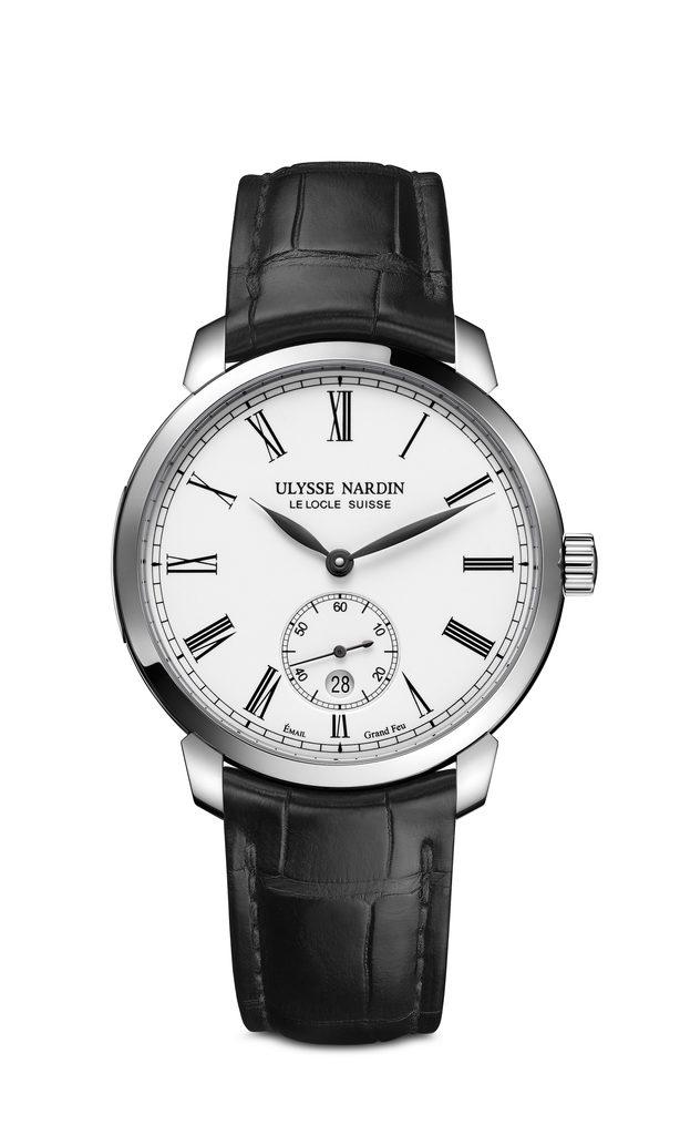 Ulysse Nardin Classico Manufacture Grand Feu 3203-136-2/E0-42