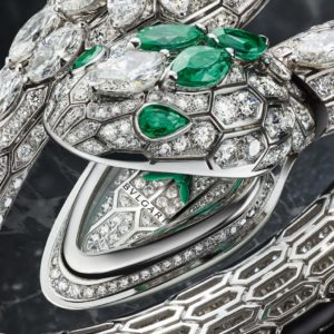 BVLGARI Serpenti Misteriosi High Jewellery