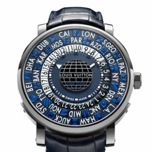 Louis Vuitton Escale Time Zone Blue