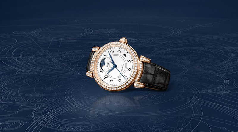 IWC Da Vinci Automatic Moon Phase 36 Edition «150 Years» (IW459304)
