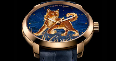 "Ulysse Nardin Classico ""Year of the Dog"" (8152-111-2/DOG)"