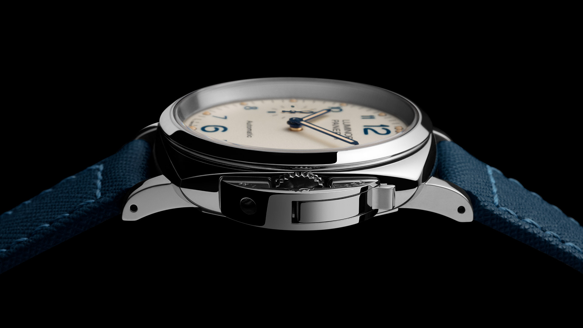 PANERAI LUMINOR DUE 3 DAYS AUTOMATIC ACCIAIO 38MM (PAM00903)