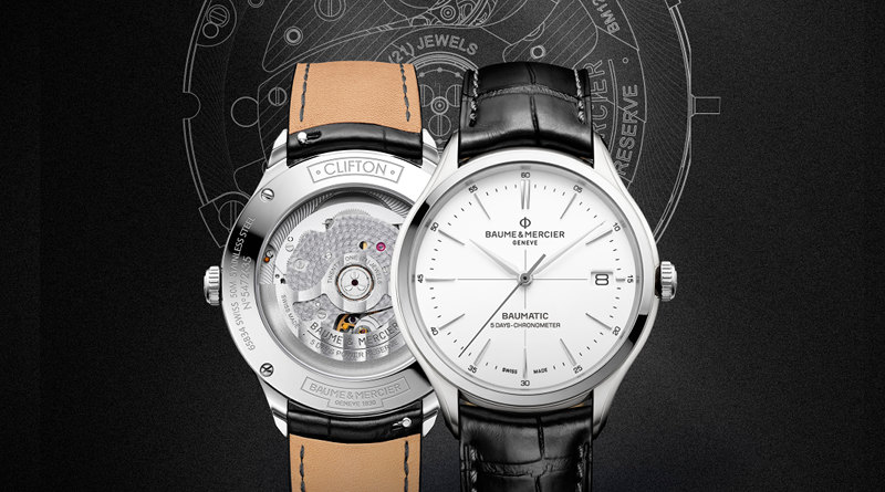 Baume Mercier Clifton Baumatic COSC
