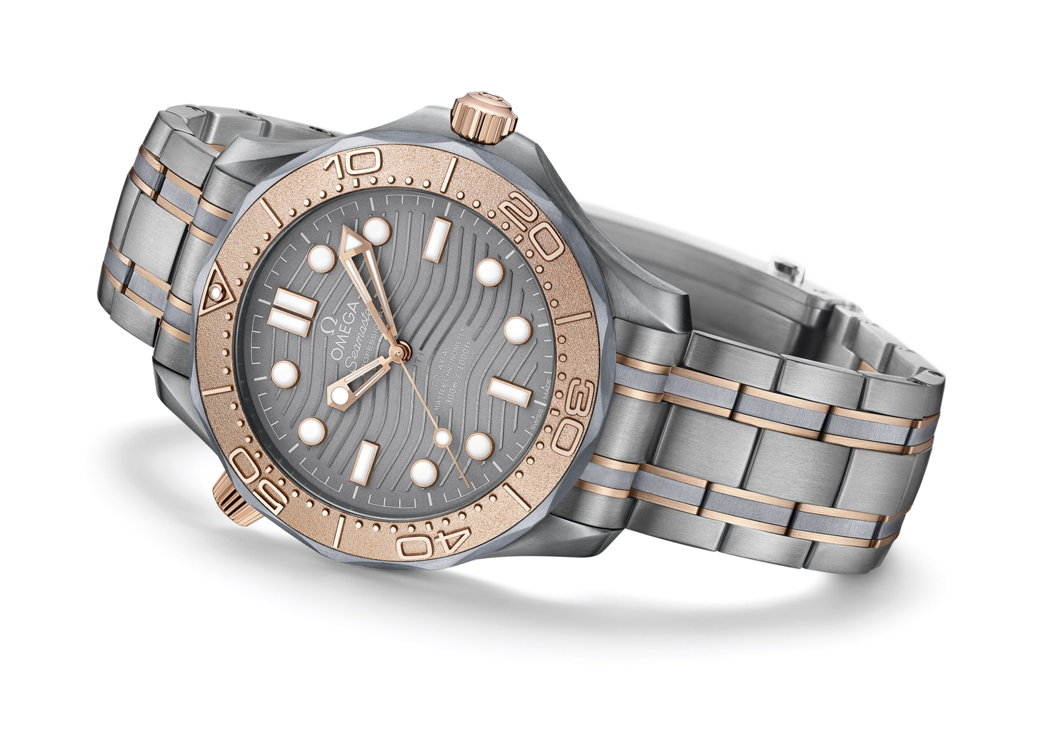 Omega Seamaster Diver 300M 210.60.42.20.99.001