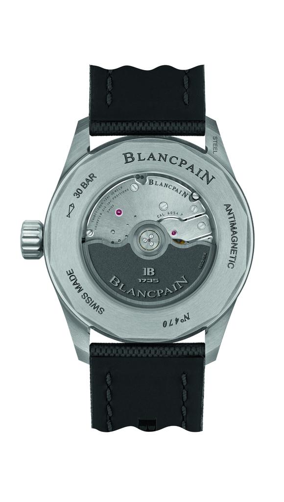 Blancpain Fifty Fathoms Bathyscaphe Quantième Annuel 5071-1110-B52A
