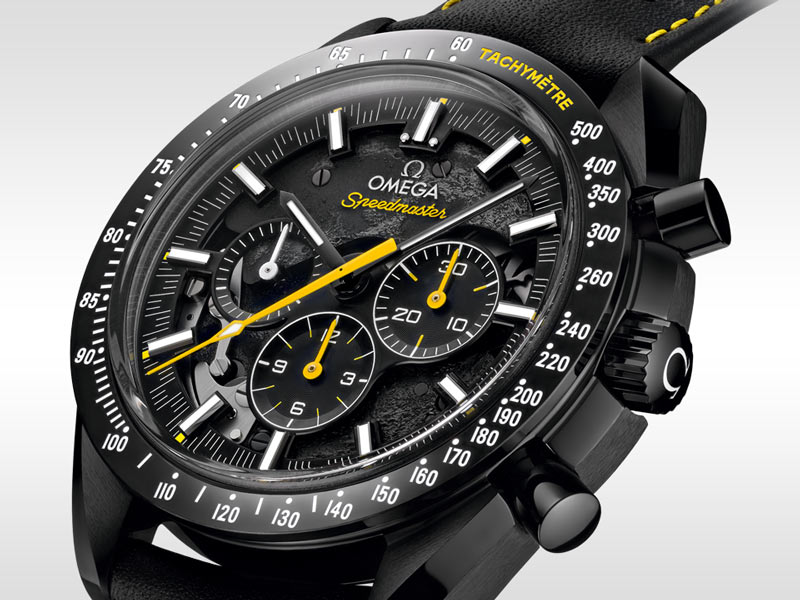 Omega Speedmaster Moonwatch Dark Side of the Moon Apollo 8 311.92.44.30.01.001
