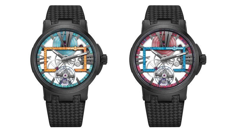 Ulysse Nardin Executive Skeleton Tourbillon Hyperspace
