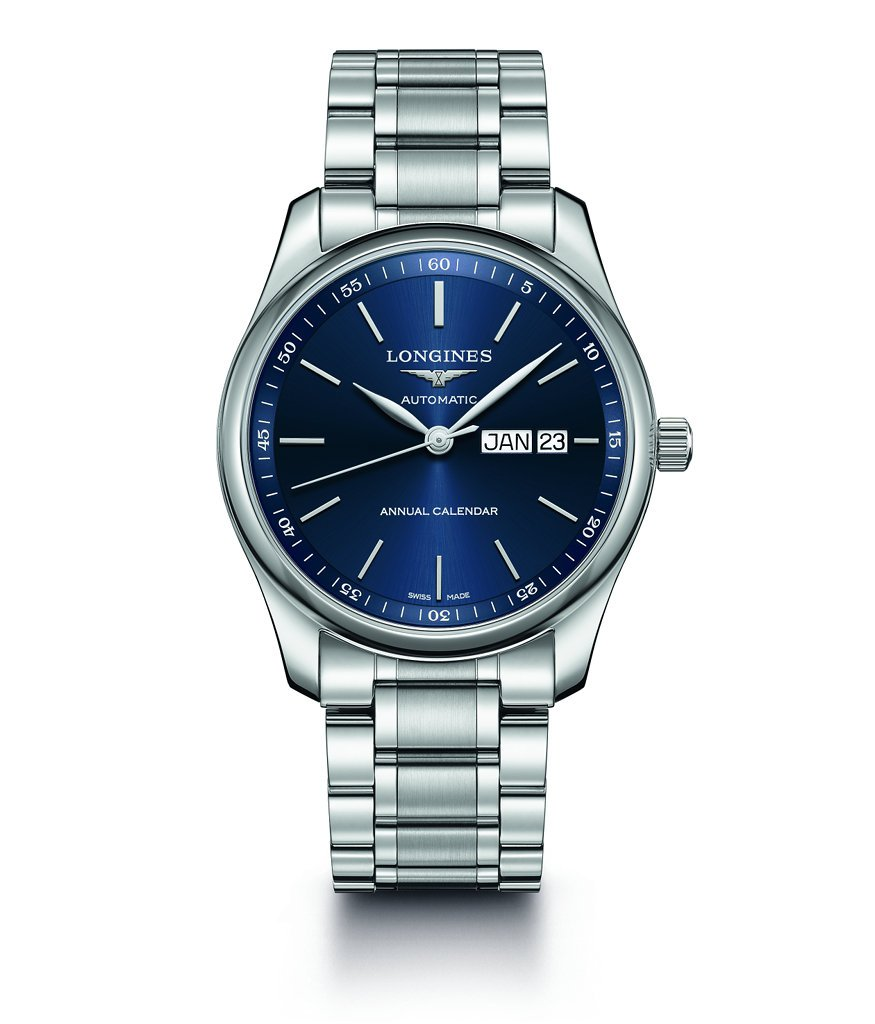 The Longines Master Collection L2.910.4.92.6