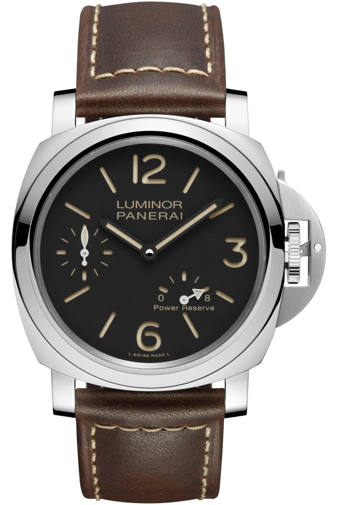 Panerai Luminor 8 Days Power Reserve Acciaio (PAM00795)