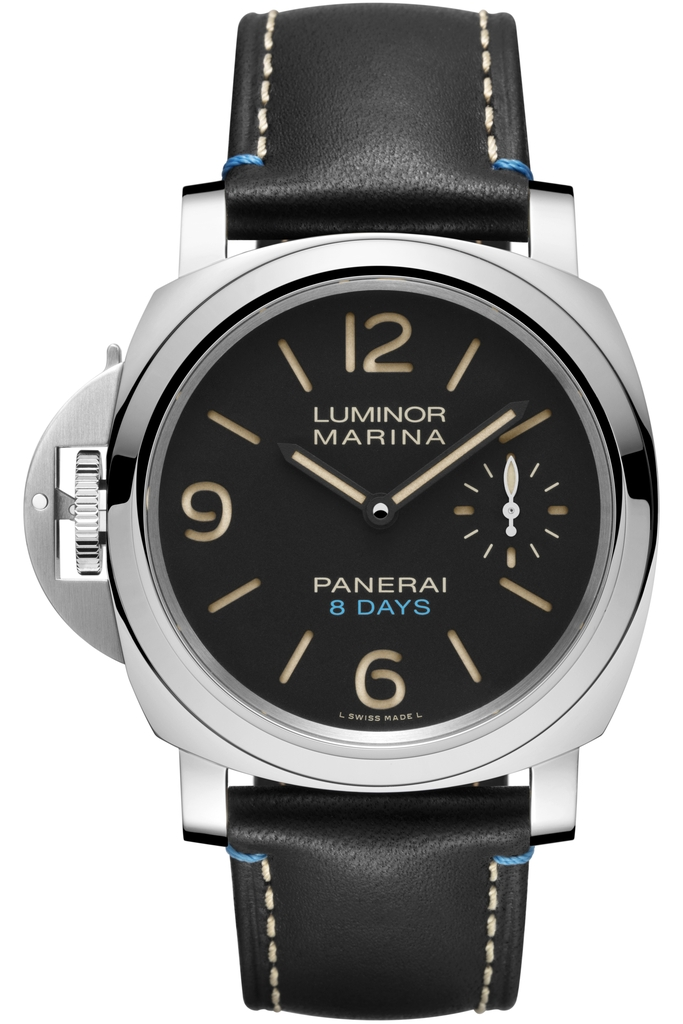 Panerai Luminor Left-Handed 8 Days Acciaio (PAM00796)