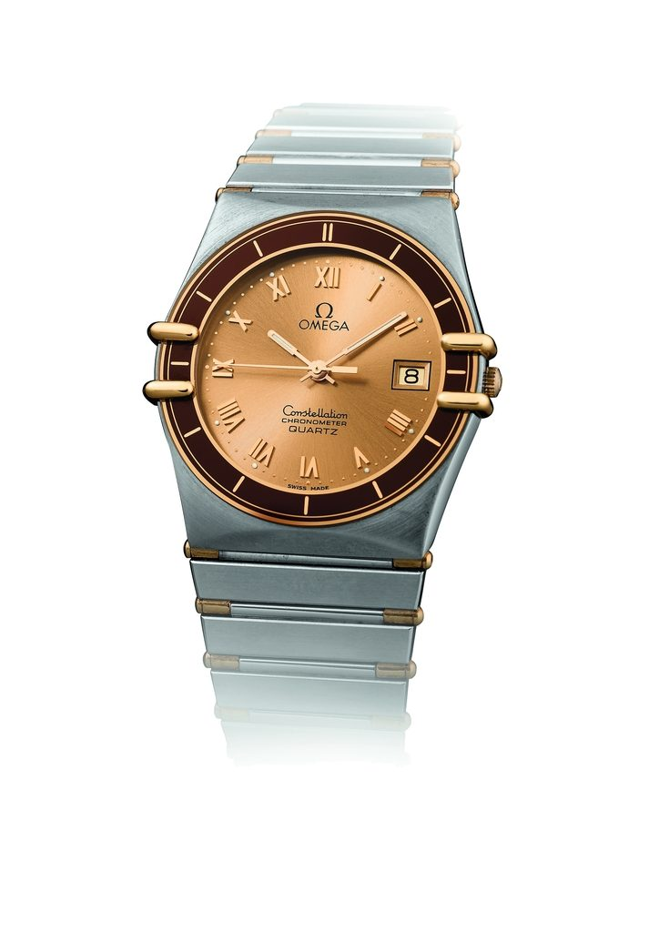 OMEGA Constellation Manhattan 2018