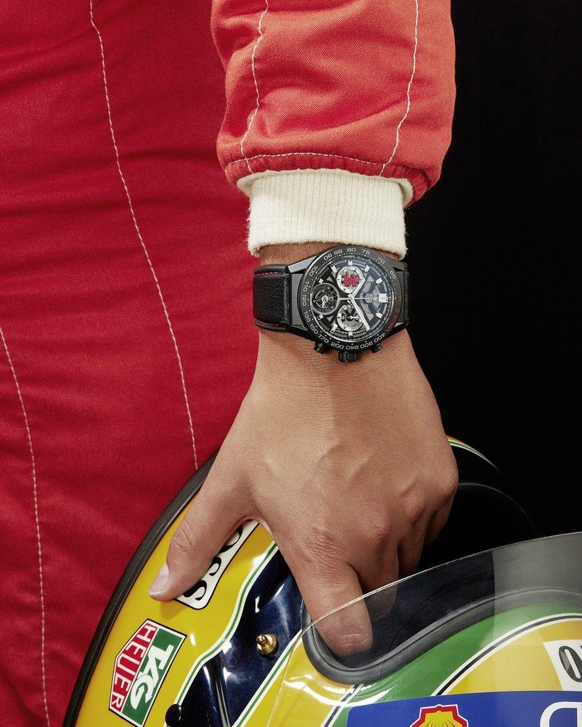 TAG Heuer Carrera Ayrton Senna Special Editions