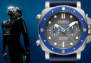 Pre-SIHH 2019: оммажная новинка от Panerai —  Submersible Chrono – Guillaume Néry Edition
