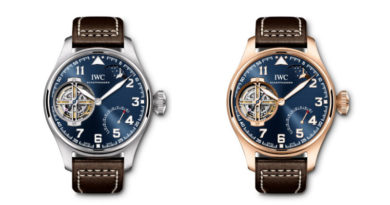 IWC Big Pilot's Watch Constant-Force Tourbillon из серии Le Petit Prince