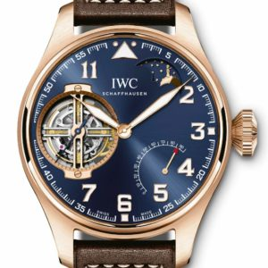 "IWC Schaffhausen Big Pilot's Watch Constant-Force Tourbillon Edition ""Le Petit Prince"""