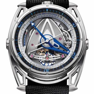 De Bethune DB28GS Grand Bleu