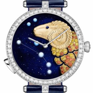Van Cleef & Arpels Lady Arpels Zodiac Lumineux Aries watch