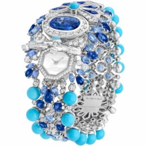 Van Cleef & Arpels Jardin de Glace Secret watch