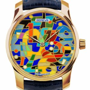 Bereve Timepieces Numbers - Enamel Grand Feu