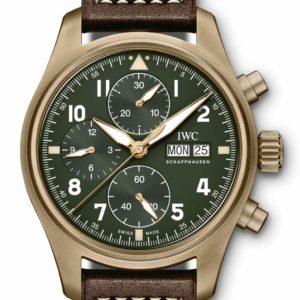 IWC Schaffhausen Pilot's Watch Chronograph Spitfire