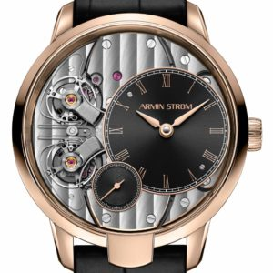 Armin Strom Pure Resonance Rose Gold